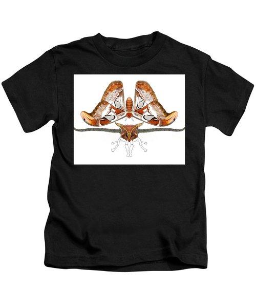 Atlas Moth3 Kids T-Shirt