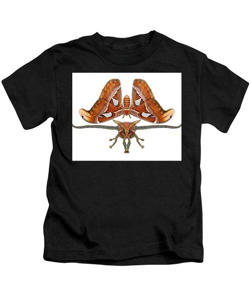 Atlas Moth7 Kids T-Shirt