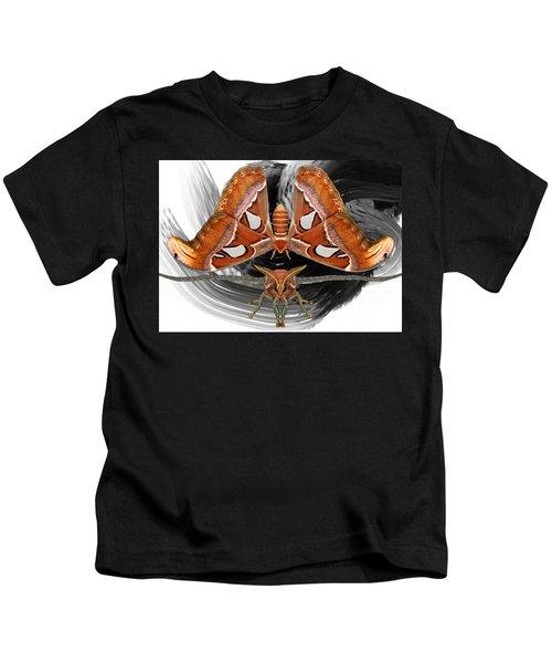 Atlas Moth8 Kids T-Shirt