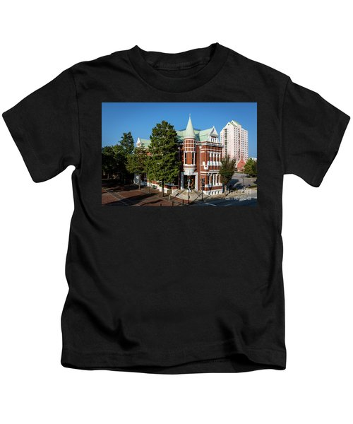 Augusta Cotton Exchange - Augusta Ga Kids T-Shirt