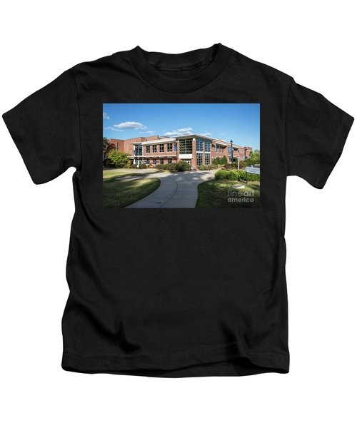Augusta University Student Activity Center Ga Kids T-Shirt