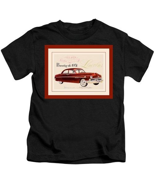 Automotive Art 72 Kids T-Shirt