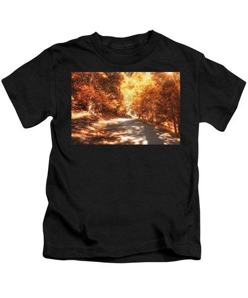 Autumn Forest Kids T-Shirt