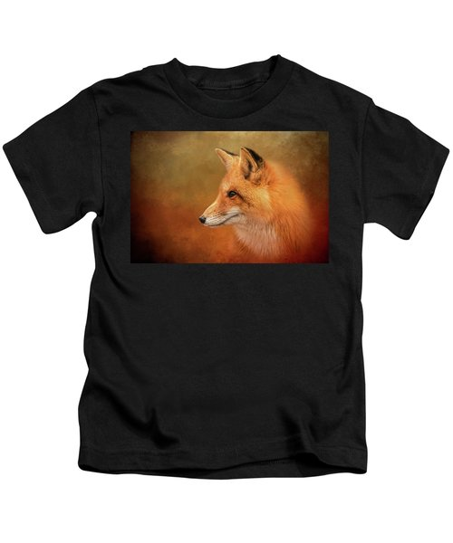 Autumn Fox Kids T-Shirt