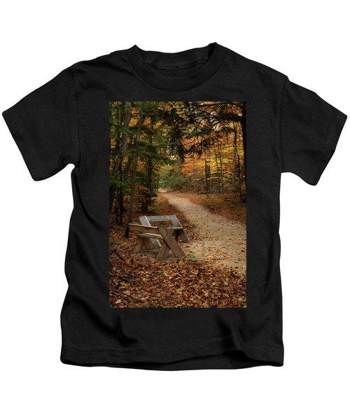 Autumn Meetup Kids T-Shirt