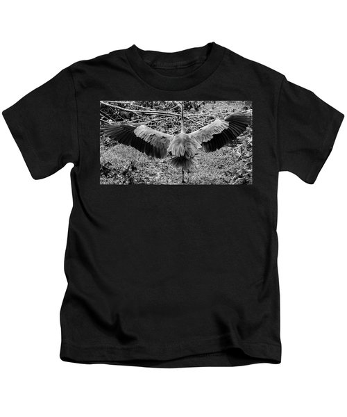 Time To Spread Your Wings Kids T-Shirt