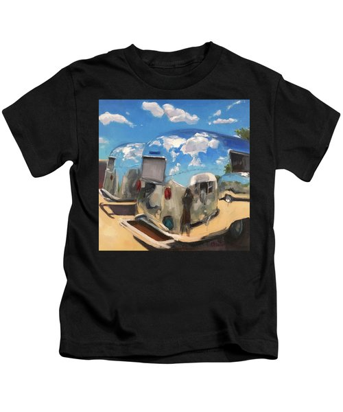 Baby's At The Polisher's Kids T-Shirt