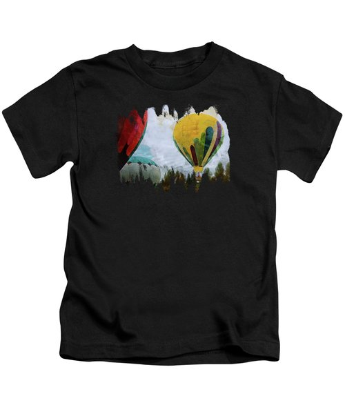 Balloons Kids T-Shirt