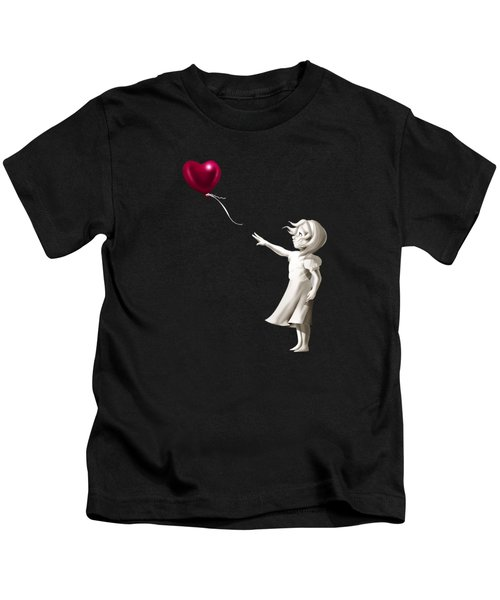 Banksy Kids T-Shirt
