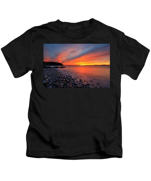 Beach Fury Kids T-Shirt