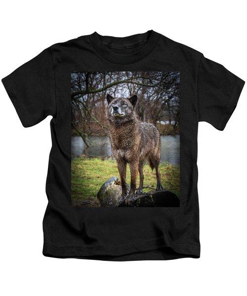 Best Of Show Pose Kids T-Shirt