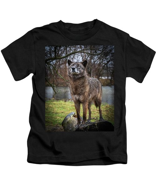 Best Of Show Pose Kids T-Shirt