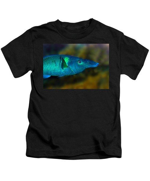 Bird Wrasse Kids T-Shirt