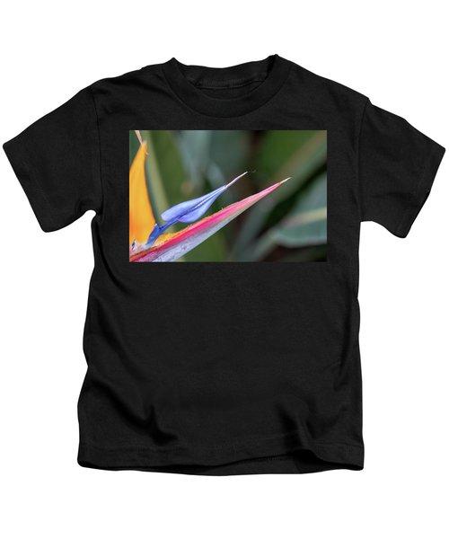 Birds Of Paradise Kids T-Shirt