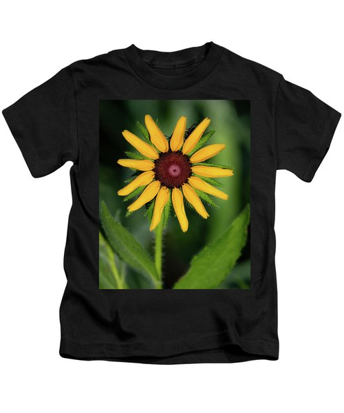 Black Eyed Susan Kids T-Shirt