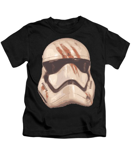 Bloody Helmet Kids T-Shirt