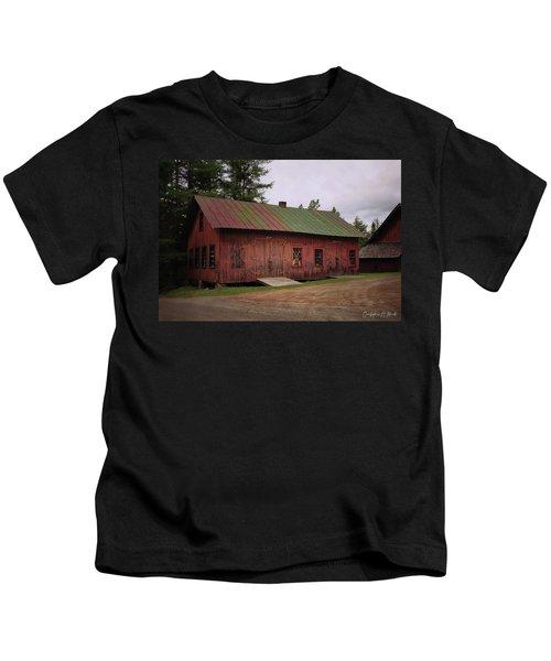 Boat Shop Kids T-Shirt