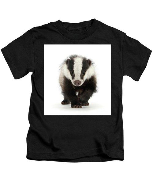 Bodger The Badger Kids T-Shirt