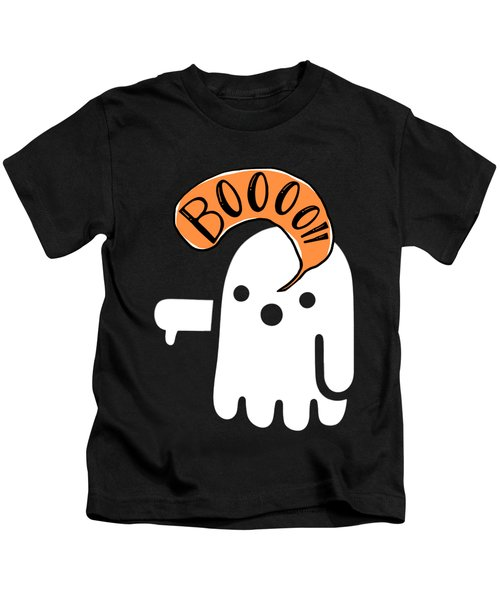 Boo Of Disapproval Kids T-Shirt