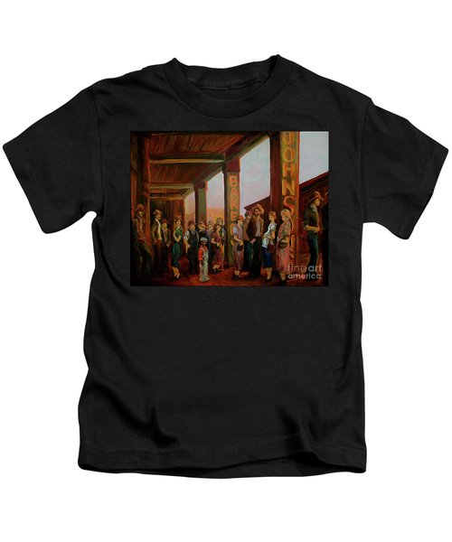 Bread Line Kids T-Shirt