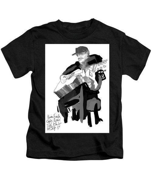 Brian Finch  Kids T-Shirt