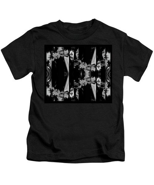 Bts - Bangtang Boys Kids T-Shirt