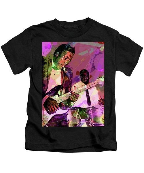 Buddy Guy 1965 Kids T-Shirt