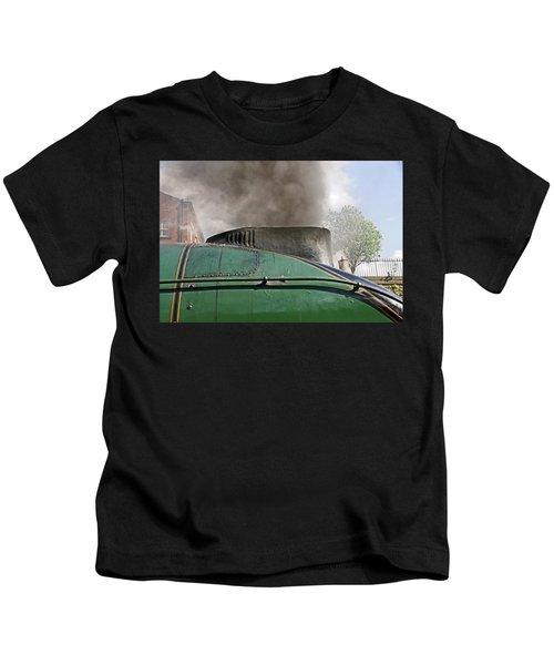Bury. East Lancashire Railway. 60009 Union Of South Af Kids T-Shirt