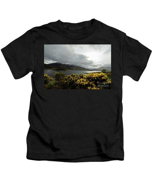 Buttercream Solitude Kids T-Shirt