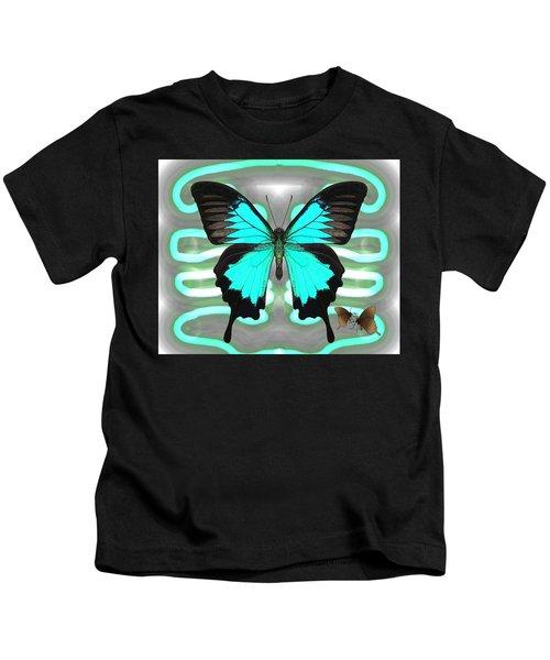 Butterfly Patterns 24 Kids T-Shirt