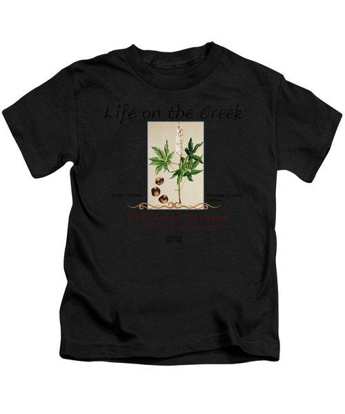 California Buckeye Kids T-Shirt