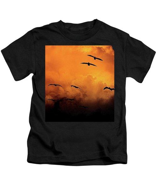 California Exodus Kids T-Shirt