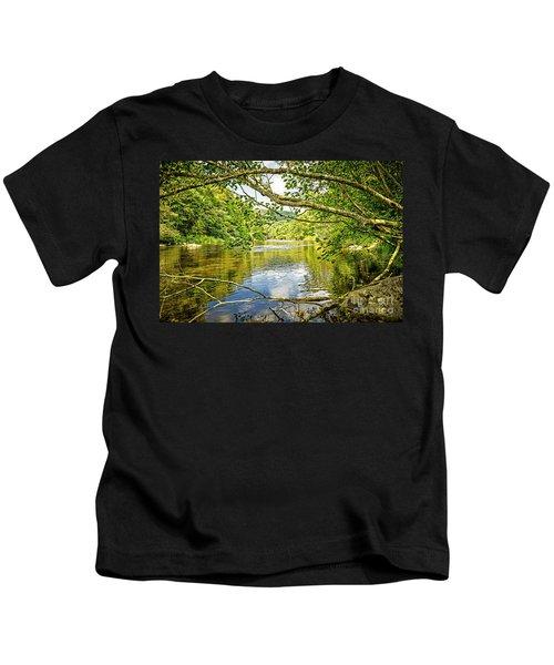 Canal Pool Kids T-Shirt