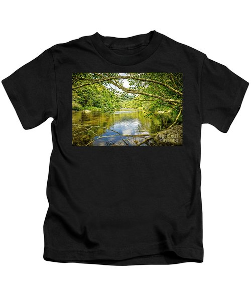 Canal Pool Kids T-Shirt