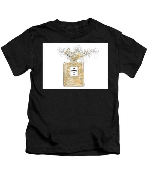 Chanel Explosion Kids T-Shirt