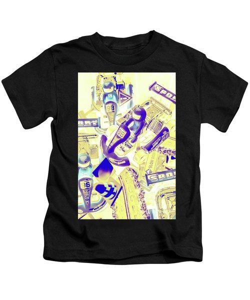 Chaotic Karts Kids T-Shirt