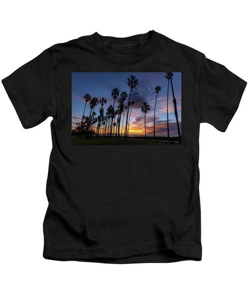 Chasing Palms Kids T-Shirt