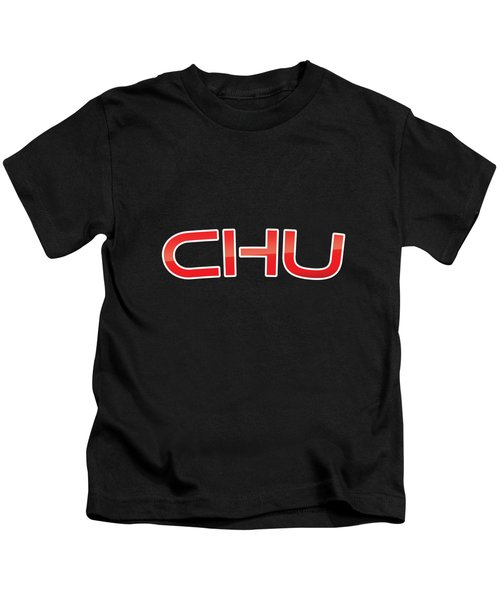 Chu Kids T-Shirt