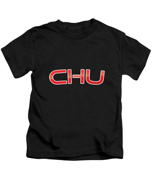 Chu Kids T-Shirt