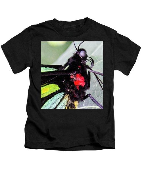 Color Up Close Kids T-Shirt