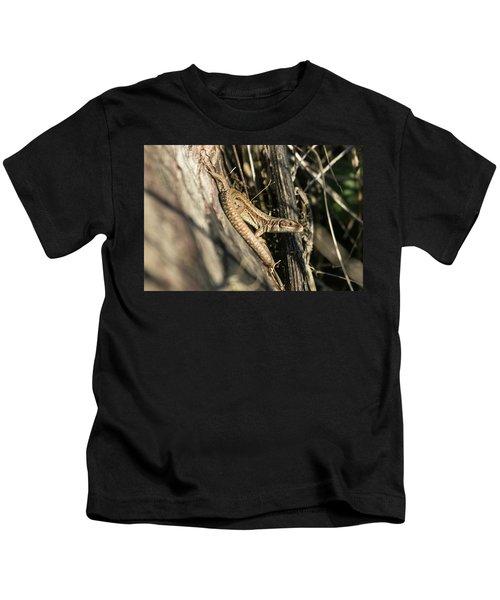 Common Lizard Kids T-Shirt