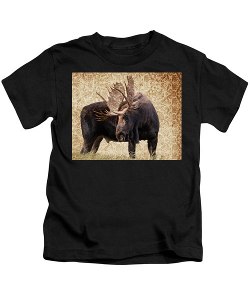 Contemplating Kids T-Shirt