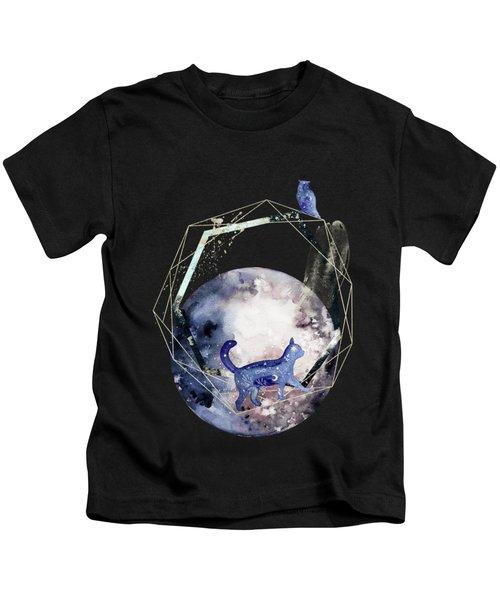 Cosmic Portal Kids T-Shirt