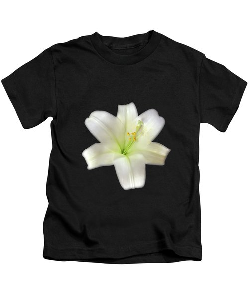 Cotton Seed Lilies Kids T-Shirt