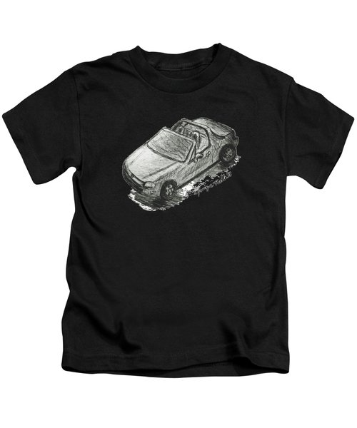 Del Sol Illustration Kids T-Shirt