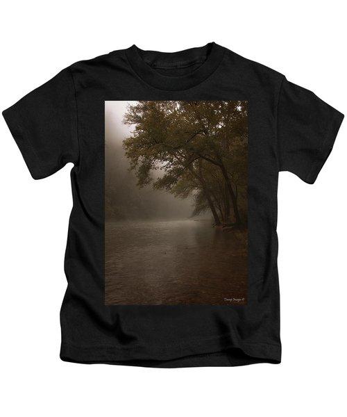 Depth Of Solitude  Kids T-Shirt