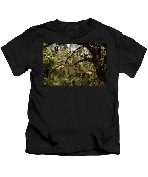 Dirt Road Dreaming Kids T-Shirt