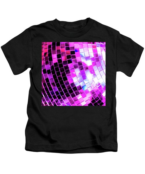 Disco Ball 1 Kids T-Shirt