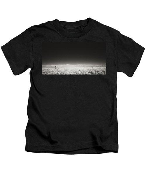Distance Between Us Kids T-Shirt