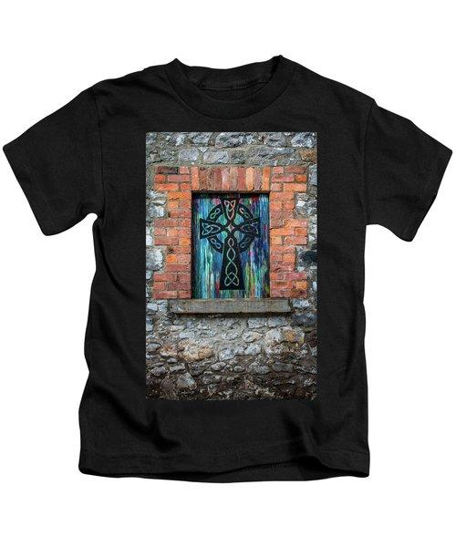 Drogheda Celtic Cross Kids T-Shirt